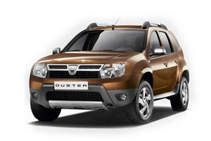 Location voiture Dacia Duster 4x2 Guadeloupe