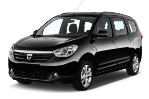 Location voiture Dacia Lodgy Guadeloupe