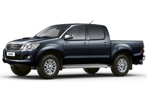Location voiture Toyota Toyota hilux 2.5 td Guadeloupe