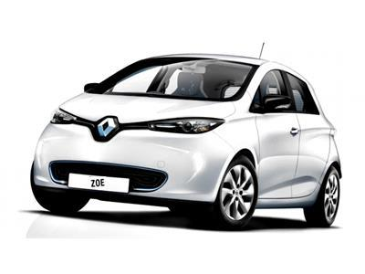 Location voiture Guadeloupe Renault Zoe