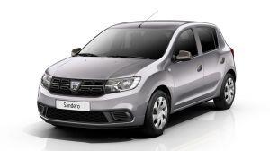 Location voiture Guadeloupe Dacia Sandero