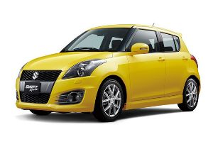 Location voiture Guadeloupe Toyota Yaris - Suzuki Swift