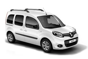 Location voiture Guadeloupe Renault Kangoo - Renault Kangoo