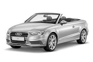 Location voiture Guadeloupe Audi A3 cab bva - Audi A3 Cabriolet