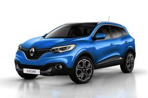 Location voiture Guadeloupe Renault Kadjar bva. - Renault Kadjar