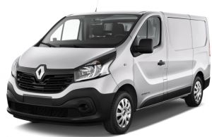 Location voiture Guadeloupe Renault Master 5m3 - Fourgon 5m3